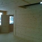 Внутренний вид готового помещения.